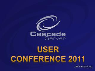 User  Conference  2011