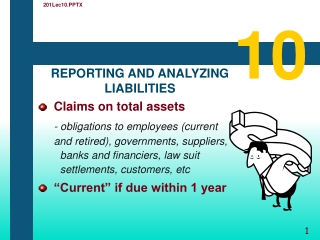 Current Liabilities  Payroll