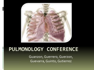 Pulmonology  Conference