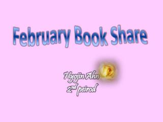 February Book Share