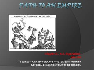Path to an Empire