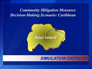 Azul  Island