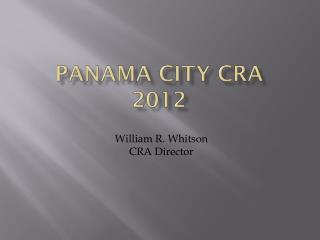 Panama city  cra 2012