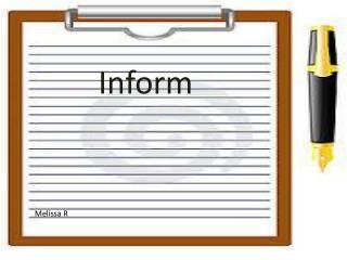 Inform