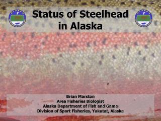Status of Steelhead  in Alaska