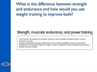 Explore different fitness training methods