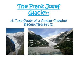 The Franz Josef Glacier: A Case Study of a Glacier Showing Recent  Retreat (2)