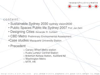 content :  Sustainable Sydney 2030  sydney  vision2030