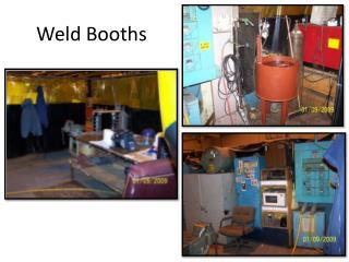 Weld Booths