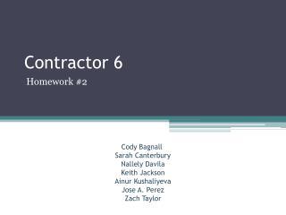 Contractor 6