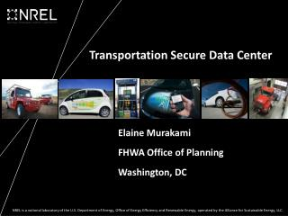 Transportation Secure Data Center