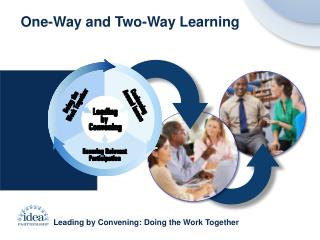 Leading by Convening: Doing the Work Together
