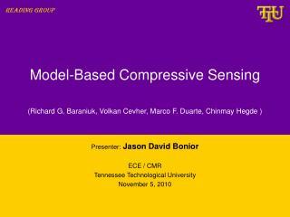 Model-Based Compressive Sensing