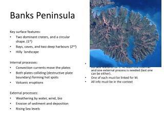 Banks Peninsula