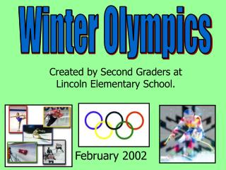 Here is how to learn about the Winter Olympic sports