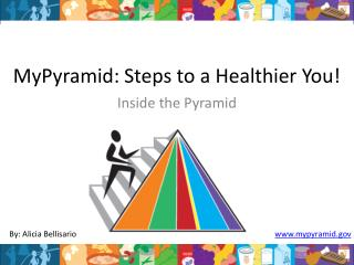 MyPyramid: Steps to a Healthier You!