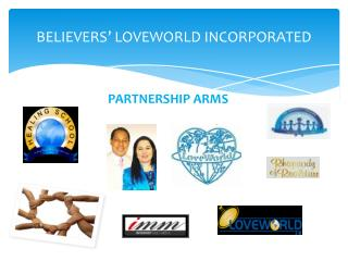 BELIEVERS' LOVEWORLD INCORPORATED