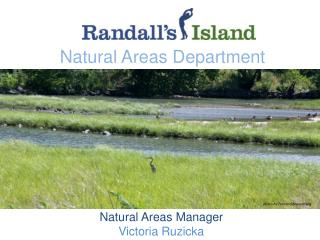 Natural Areas Department
