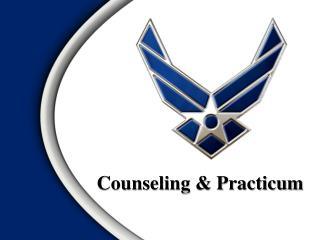 Counseling & Practicum