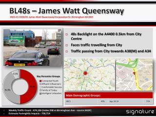 BL48s – James Watt Queensway