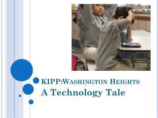 KIPP:Washington  Heights