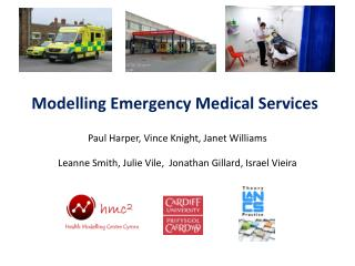 Modelling Emergency Medical Services