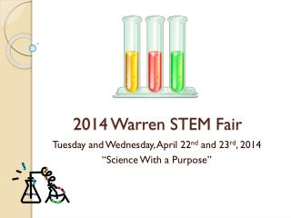 2014 Warren STEM Fair