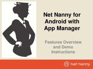Net Nanny for  Android with App Manager