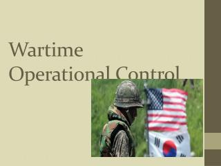 Wartime  Operational Control