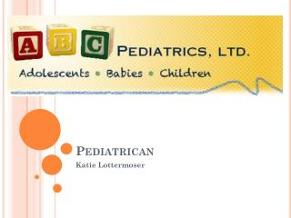 Pediatrican