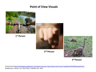 Point of View Visuals