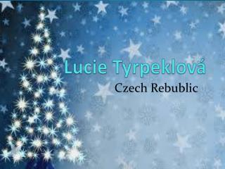Lucie  Tyrpeklová