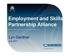 Employment and Skills Partnership Alliance