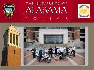 About University Police