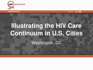 Illustrating the HIV Care Continuum in U.S. Cities