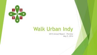 Walk Urban Indy