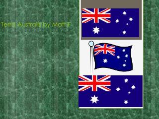 Terra Australis by  Matt.F
