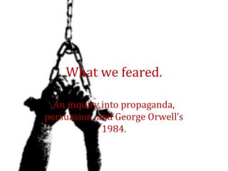 What we feared.