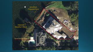 Grantham  Proposed Dock