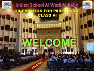 Indian School Al  Wadi  Al  Kabir