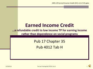 Pub 17 Chapter 35 Pub 4012 Tab H