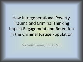 Victoria Simon, Ph.D., MFT