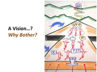 A  Vision… ? Why Bother?