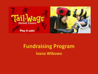 Fundraising Program Ivana  Wibowo