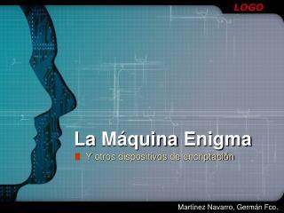La  M�quina  Enigma