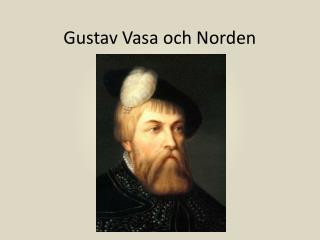 Gustav Vasa och Norden