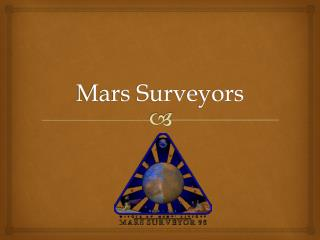 Mars Surveyors