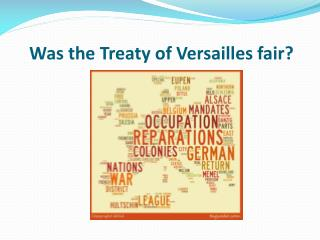 opposition of treaty of versailles Free treaty of versailles papers, essays, and research papers while it is true that opposition forces helped to defeat the treaty.