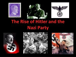 rise of the nazi party essay