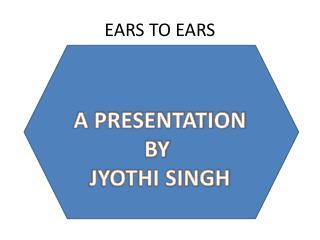 EARS TO EARS